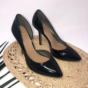BCBG Women's Patent Leather Pump Heels Size 10B